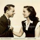 RARE Mickey ROONEY Ann BLYTH Killer McCOY Original 1947 CS BULL Movie Photo