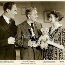 Deborah KERR Teddy BEAR Spencer TRACY Edward My Son ORIGINAL 1949 Movie Photo
