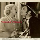1930s Claire Trevor Lew Ayres Original Movie Photo