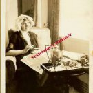 Ina Claire Tea Original c.1916 Photo by White Studio