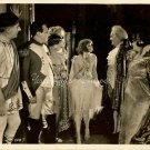 Unidentified Unknown Silent Era Jester Original Photos