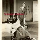Janet Gaynor Robert Montgomery 1938 Original MGM Photo