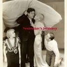 Billy Gilbert Claudia Dell Hal Roach Original B&W Photo