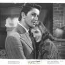 RARE Cathy O'DONNELL Farley GRANGER They LIVE By NIGHT Original 1948 Movie Photo