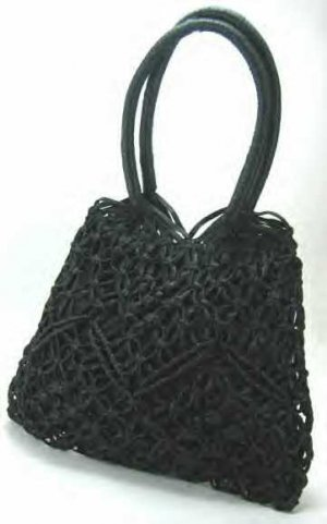 Evening Bags with Woven Design