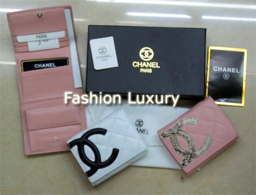 Chanel small wallet
