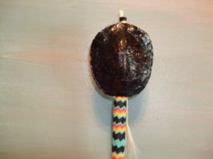Warrior Turtle Shell Rattle Item TS5RV