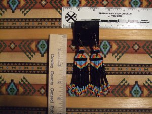 Native Fire Earrings Item E430
