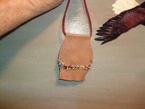 Native American Spirit Medicine Bag ItemMB220