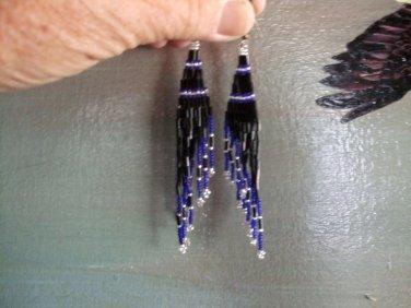 Native Beaded Earrings Item E2100