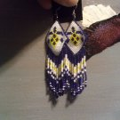 Pow Wow Turtle Earrings Item W265