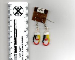 Childrens Loop Drop Earrings Item TW11