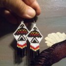 Pow Wow Thunderbird Earrings ItemT120