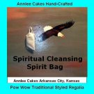 Spirit Medicine Cleansing Bag