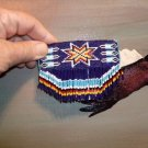Star and Arrow Beaded Barrette ItemTWB100
