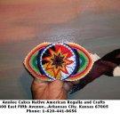 Iroquois Star Barrette