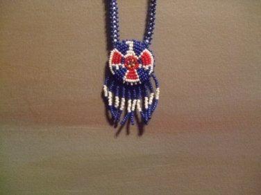 Tiny Tot Thunderbird Drop Necklace