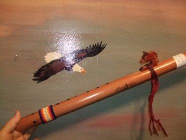 Native American Cedar Flute Item 7090