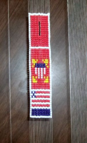 US Coast Guard Memorial Button Sash