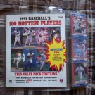 1991 Baseball's Hottest Players Value Pack
