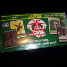 1991 Score Collector Set