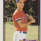 1991 Topps Chipper Jones RC