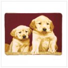 DOG FLEECE BLANKET-AVAILABLE 3/1/2007