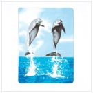 DOLPHIN FLEECE BLANKET-AVAILABLE NOW