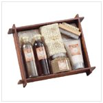 TEA AND GINGER BATH SET-AVAILABLE NOW