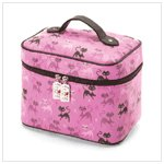 KITTY TRAIN CASE-AVAILABLE NOW-#37257