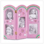 BUTTERFLY TRI-FOLD FRAME-$14.95-AVAILABLE NOW-#37022