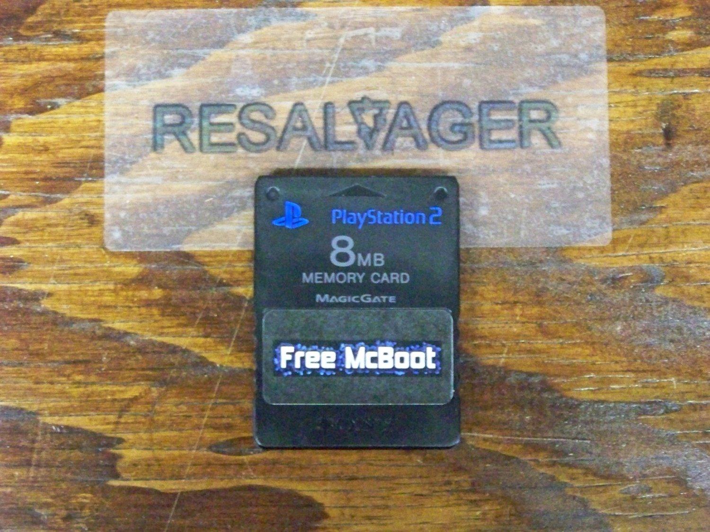 PS2 Free Memory Card Boot Installer v (FMCB v)