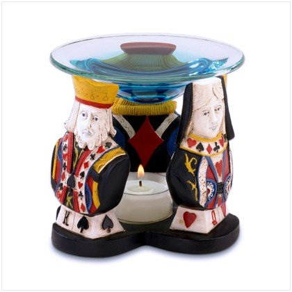 Poker Novelty OIl Warmer