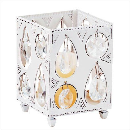 Votive Distress Style Candle Holder