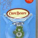 Dark Green Care Bears Necklace