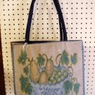 Tapestry Tote Bag Purse