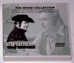 JEAN SHEPHERD  12 DVDs VIDEO COLLECTION