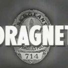 DRAGNET (1949-1957)  Old Time Radio - 4 CD - 378 mp3