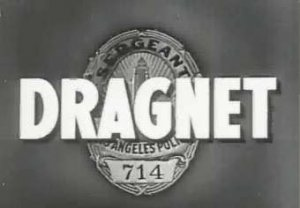 DRAGNET (1949-1957) Old Time Radio - 4 CD - 378 mp3