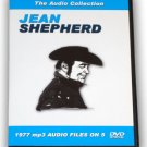 JEAN SHEPHERD 5 DVD mp3 AUDIO COLLECTION