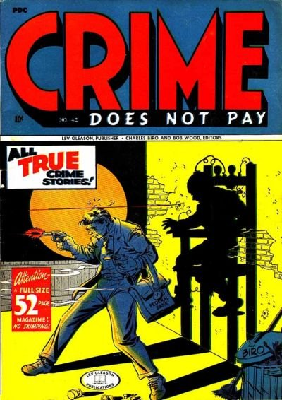 CRIME DOES NOT PAY (1949-1951)-Old Time Radio-CD 59 mp3