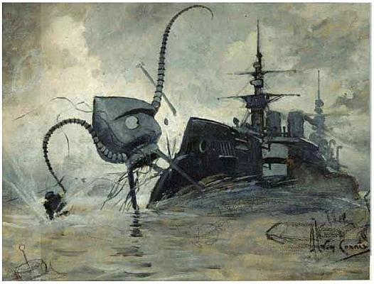 THE WAR OF THE WORLDS By H.G. Wells - CD-ROM mp3