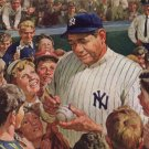 GREATEST BASEBALL GAMES EVER PLAYED AND BASEBALL CARDS