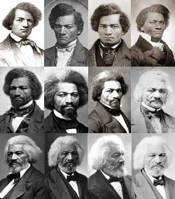 Biography of FREDERICK DOUGLASS Audio Book - CD - mp3