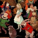 ALICE IN WONDERLAND Audio Book - CD-ROM - mp3 Format