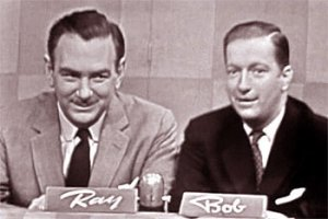 BOB & RAY (1948-1960) Old Time Radio - CD - 274 mp3