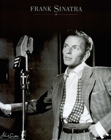 FRANK SINATRA COLLECTION Old Time Radio-CD-ROM - 74 mp3