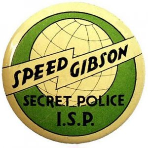 SPEED GIBSON (1937-1940) Old Time Radio-CD-ROM-178 mp3
