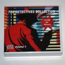 THE DETECTIVE COLLECTION Volume 1 OLD TIME RADIO - 12 AUDIO CD - 24 SHOWS