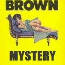CARTER BROWN, MYSTERY HOUR (1950's)  Old Time Radio - CD-ROM - 34 mp3